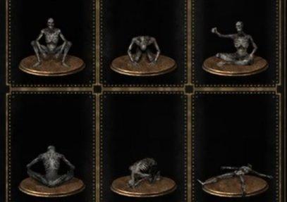 Dark Souls 3 Gesten