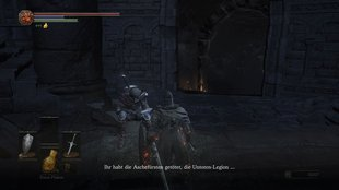 Dark Souls 3: Hawkwood - Quest-Walkthrough zum Deserteur