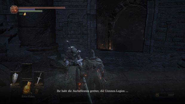 Dark Souls 3: Hawkwood - Quest-Walkthrough zum Deserteur