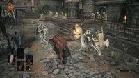 Dark Souls 3 im Koop spielen und Freunde rufen