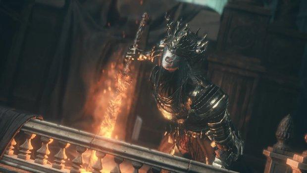 Dark Souls 3: Prinz Lorian und Lothric im Boss-Guide mit Video