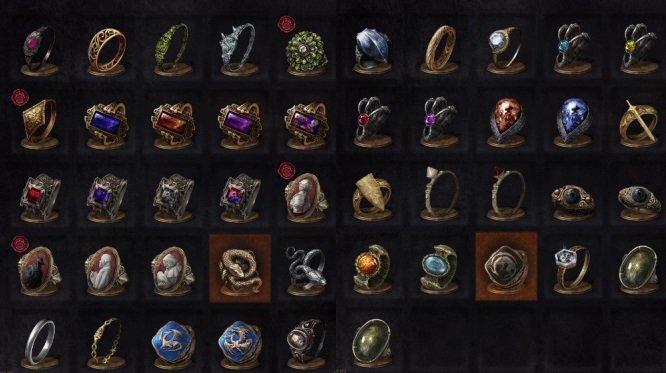 Mitsamt DLCs gibt es über 100 Ringe in Dark Souls 3.