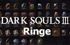 Dark Souls 3: Alle Ringe und...
