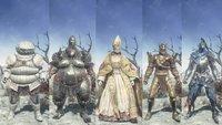 Dark Souls 3: Rüstungen - Fundorte, Screenshots und Werte aller Sets