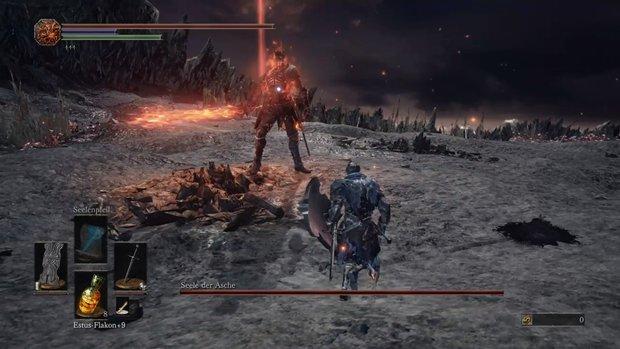 Dark Souls 3: Seele der Asche im Boss-Guide mit Video