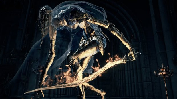 Dark Souls 3: Tänzerin des Nordwindtals im Boss-Guide mit Video