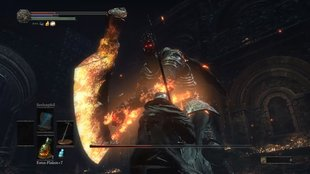 Dark Souls 3: Yhorm der Riese im Boss-Guide mit Video