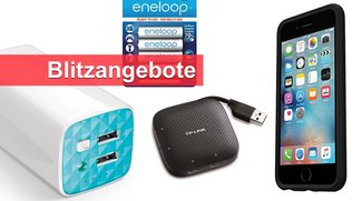 Blitzangebote: Huawei P8 lite, externer Akku, Festplattengehäuse u.v.m. heute günstiger