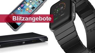 Blitzangebote: iPhone-Hüllen, Festplattengehäuse, externe Akkus u.v.m. heute günstiger