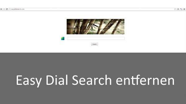 Easy Dial Search entfernen: So geht's für Firefox, Chrome und Co.