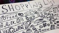 Gratis Einkaufsliste-App – die besten Planer-Apps für iOS und Android