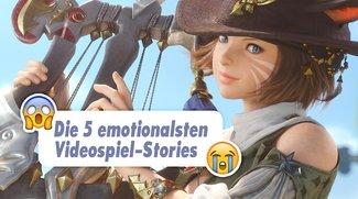 Wie Spiele Menschen verbinden: Die 5 emotionalsten Videospiel-Stories