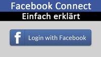 Facebook Connect – Einfach erklärt