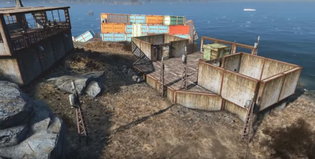 Fallout 4: Arena bauen und Siedler kämpfen lassen