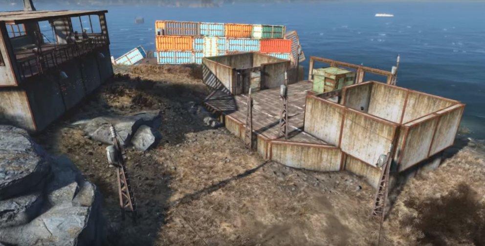 Speicherplatz durch Mods zerstört? Steigt um auf DLCs: Mit dem Wasteland-DLC baut ihr eure eigene Arena.