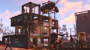 Fallout 4 - Wasteland Workshop: Alle Items im Überblick
