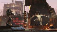 Fallout 4: Kreaturen und Todeskrallen fangen und zähmen