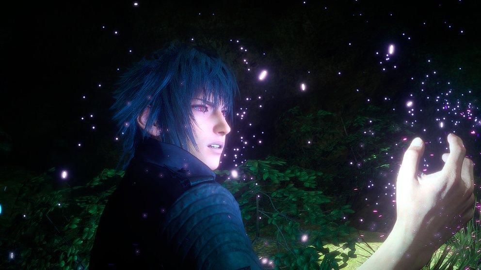 Kämpft mit Noctis Lucis Caelum um den letzten Kristall.