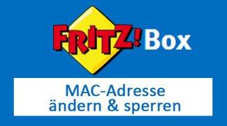 Fritzbox: Mac-Adresse ändern und sperren – so geht's