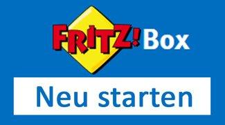 Fritzbox neu starten: am PC und am Router – So geht's