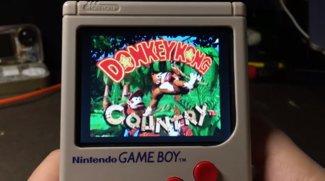 Game Boy Zero: Retro-Fan baut den Game Boy unserer Träume
