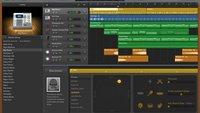 GarageBand für Mac kann Musikmemos öffnen und erhält neue Apple-Loops