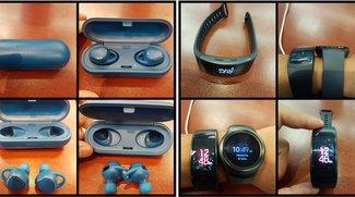 Samsung Gear Fit 2 und Gear IconX enthüllt