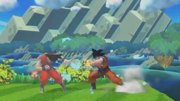 Super Smash Bros: Mit dieser Mod ist Son Goku aus Dragon Ball Z endlich spielbar