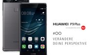 "Huawei P9 Plus vorgestellt: Hands-On-Videos zum Edel-Phablet mit Leica-Kamera, 4 GB RAM und ""Press Touch"""