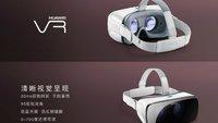Huawei VR: Virtual Reality-Brille für neue P9-Smartphones vorgestellt