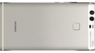 Huawei P9: Rückseite zeigt Dual-Kamera von Leica