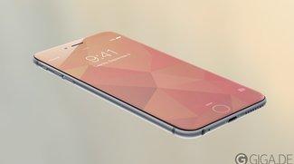 iPhone 7: Angeblich mit touch-sensitivem Home Button und wasserfestem Gehäuse