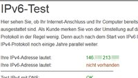 IPv6-Test: Adresse aufrufen und herausfinden – So geht's