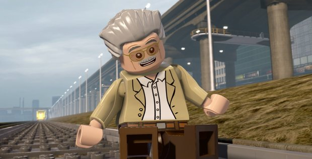 LEGO Marvel Avengers: Stan Lee in Gefahr - Fundorte im Video