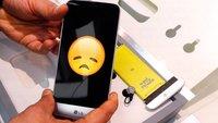 LG G5 in der Kritik: Verarbeitungsmängel und geschummelt beim Metallgehäuse?