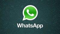 WhatsApp: Kamera bekommt neues Design