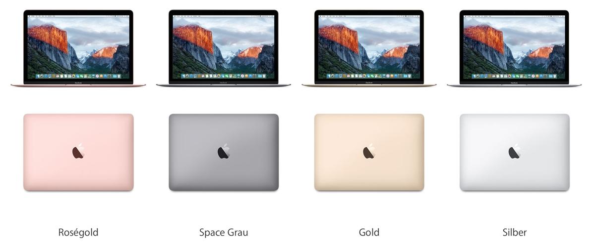 MacBook 2016: War das schon alles? 5 Thesen für Apples Notebook ...