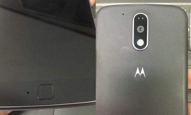 Moto G4 und G4 Plus: Neue Fotos zeigen Vorder- und Rückseite