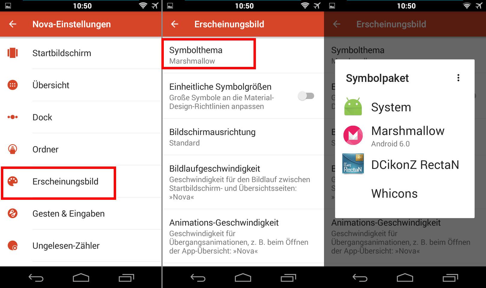 Android-Themes ändern und installieren – so gehts – GIGA