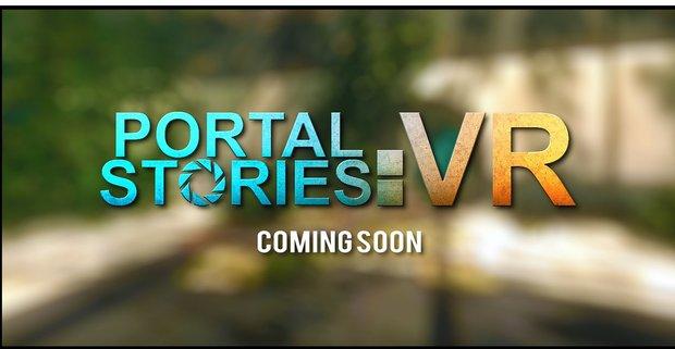 Portal VR: Neues Fan-Game erscheint exklusiv für die HTC Vive