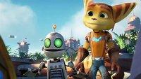 Ratchet & Clank feiern Comeback an der Spitze der britischen Charts