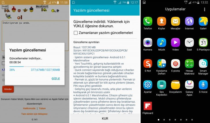 samsung-galaxy-note-4-update-android-6-türkisch
