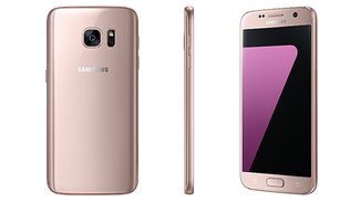 "Samsung Galaxy S7 (edge): ""Pink Gold""-Edition als Antwort auf Apples iPhone 6s in Roségold"