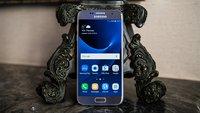 Samsung Galaxy S7 (edge): Softwareupdate bringt Verbesserungen am Touchscreen und April-Security-Patch