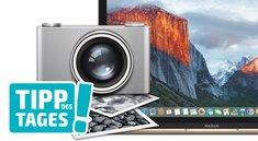 Tipp für Screenshots am Mac: Format ändern in JPG