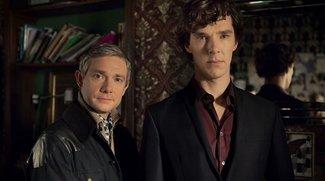 Sherlock: Staffel 4 der Serie kommt 2017 - Trailer, Infos & Spekulationen