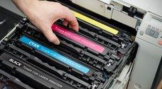 Tonerkartuschen entsorgen: So werdet ihr leere Druckerpatronen umweltgerecht los