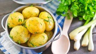 Kartoffeln kochen: Koch-Tipps zu Kochzeit, Salz und der Frage, ob Kartoffeln mit oder ohne Schale gekocht werden