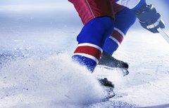 Eishockey-Länderspiel...