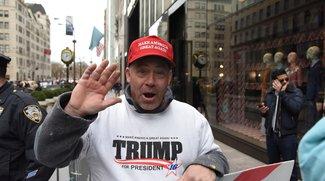 Andy Kaufman ist Donald Trump: Seine beste Performance ever!